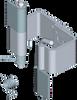 Concealed stainless hinge -- 1069-U3