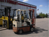 PNEUMATIC TIRE TRUCK -- 3401 - Image
