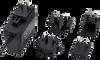 Wall Plug-In Multi Blade AC-DC Power Supply -- SMI36-12 - Image