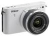 Nikon 1 J1 27528 Digital Camera - 10 MegaPixels, CMOS Senso -- 27528