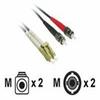 Cables to Go LC/ST Duplex 62.5/125 Multimode Fiber Patch Cab -- 37202