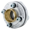 Lead Free Dielectric Flanged Pipe Fittings -- LF3100 -Image