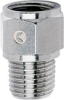 Nickel Plated Brass Pipe Fitting -- 2520 32-M5