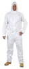 Safe N' Clean SplashGuard Level D Coveralls -- WPL116