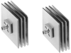 1445A Medium Power Coaxial Termination (2.92mm, DC-40 GHz, 5 W) -- 1445A-2 -- View Larger Image