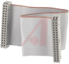 Cable Assembly, Molded Socket to SocketRibbon, 34 Contacts, 6in.80-4000-2397-6 -- 70114092