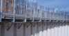 Slab Edge Fall Protection Barrier -- Ultraguard - Image
