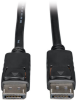 DisplayPort Cable with Latches (M/M) 30-ft. -- P580-030 -- View Larger Image