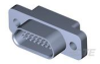 Microminiature & Nanominiature D Connectors -- 1-1532172-9 - Image