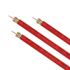 RG59 20AWG COAXIAL CABLE DIGITAL CMR RED 1000F -- 30-01028-RED