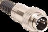 Locking Plug Standard Circular DIN Connectors -- SD-30LP - Image