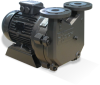 Compact, Single-Stage Liquid Ring Vacuum Pump -- Dolphin LX 0110, 0140, 0180 B -Image