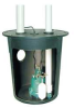 Sump Pump System,3/10HP,Vertical Switch -- 6JGW5