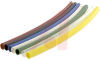 Tubing, Heat Shrink; 3/16 in. ID; 2:1 Shrink; 6 in. lengths; Bag of 21; 7 Colors -- 70101185