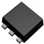 Pch -20V -5.5A Middle Power MOSFET -- RF6C055BC - Image