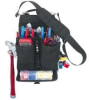 CLC 13 Pocket Electrician's Tool Pouch with Plastic Tray -- Model# 1510