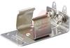 Battery, Hldr; 9 V; Aluminum; Steel, Nickel Plate; Snap-In; Solder Lug -- 70182887 - Image