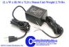 Linear Transformers and Power Supplies -- A-12V0-3A3-UDG12