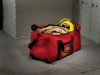 Arsenal(R) 5005W Gear Bag;7160ci Red -- 720476-13205