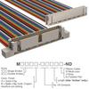 Rectangular Cable Assemblies -- M3AWK-4036R-ND -Image