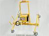 Four Pad Electric Lifter with Powered Tilt -- ET50M4-61-2/53SP