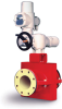 Control Pinch Valves -- Series 5200E Electrically Actuated
