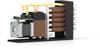 5 Channel Mini Lite Degasser -- 0001-6686 - Image