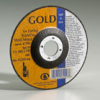 GoldCut Reinforced Aluminum Oxide Abrasive T27 -- Right Angle Grinder Cut-off Wheels