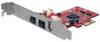 3-Port FireWire 1394a/1394b PCI-Express (x&#8230 -- PEFW332
