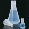 Erlenmeyer flask from U.S. Plastic Corp.