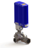 Actuated - Steam/Water Mixers - Emech™ Digital Control Valves -- E50S