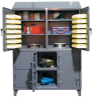 Multiple User Construction Cabinet -- 56-8D.54B-214SLG