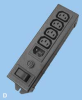 4-Position Accessory Power Strip -- 852J2D05 - Image