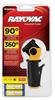 2AA Swivel Flashlight with Batteries (6 lights/case) -- ILJ2AA-B - Image