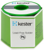 Kester 275 No Clean Flux Core Lead-Free Solder Wire 24-7068-7600 - 1 lb - 0.031 in Wire Diameter - Sn/Ag/Cu Compound -- 24-7068-7600 -Image