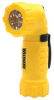 Industrial Flashlight,AAA,LED,Yellow -- 5RHP9