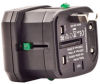 International Power Adapter with USB - Image