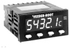 Veeder-Root 1-8 DIN Awesome Display Ratemeter-Tachometer with Totalizer -- C628-50350