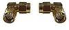 RF Adapters - In Series -- ADP-SMAM-SMAM90