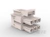 Rectangular Power Connectors -- 1-2336229-6 -Image