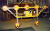 Electric Powered Vertical Vacuum Lifter -- EV200M7-120SP-Image