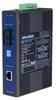 10/100T (X) to Single-Mode SC Type Fiber Optic Industrial Media Converter -- EKI-2541SI -Image