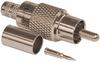 Crimp RCA Plug Belden 1520A, 1521A,1522A, RG179 -- 10-21001-215 - Image