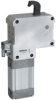 LTP Series Pneumatic Pin Clamp -- LTP50T