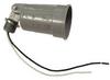 HUBBELL WEATHERPROOF LAMPHOLDER 75 100 WATT PAR 38 LAMPS GRAY -- IBI459347
