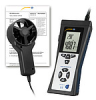 Air Velocity Meter incl. ISO Calibration Certificate -- 5855557 -- View Larger Image