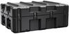 Pelican AL3424-0805 Single Lid Trunk Shipping Case with Foam and Casters - Black -- PEL-AL3424-0805RPFC032 -Image