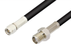 SMA Male to SMA Female Cable 60 Inch Length Using 75 Ohm RG59 Coax -- PE3333-60