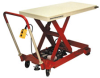 Backsaver Lite Portable Lift Tables -- CLL1.1-26