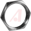 Connector; Jam Nut; BNC; RoHS, ELV Compliants -- 70083237 - Image